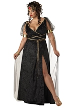 Plus Medusa Women Costume