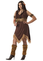 Plus Sexy Indian Princess Women Costume
