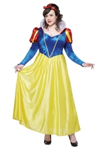 Plus Snow White Women Costume