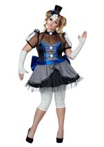 Twisted Baby Doll Woman Plus Costume