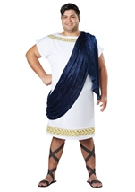 Grecian Toga Men Plus Costume