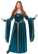 Lady Guinevere Woman Costume
