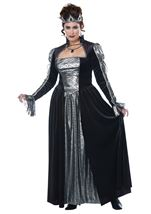 Dark Majesty Woman Plus Costume
