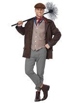 Chimney Sweep Men Plus Costume