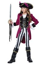 Fashion Girls Pirate Costume