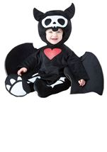 Bat Toddler Deluxe Costume
