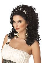 Grecian Goddess Woman Wig