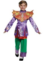Alice in Wonderland Asian Girls Storybook Costume Licensed Disney