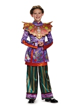 Alice Asian Deluxe Girls Costume