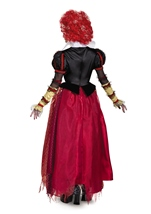 Red Queen Prestige Adult Woman Halloween Costume