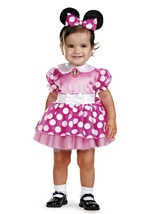 Disney Pink Minnie Mouse Toddler Costume