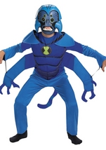 Spider Monkey Ben 10 Boys Costume