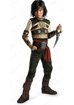 Prince Of Persia Dastan Boys Costume