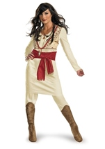 Tamina Prince Of Persia Woman Costume