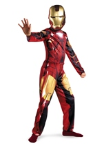 Iron Man Mark VI Avengers Iron Man Costume