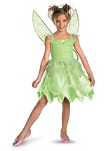 Tink And The Fairy Rescue Kids Costume