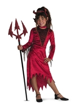 Devine Devil Girl Halloween Costume