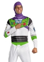 Buzz Lightyear Men Costume