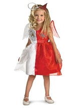 Devilish Angel Girl Costume