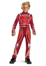 Boys Hot Wheels Vert Wheeler Classic Costume