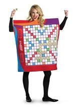 Scrabble Deluxe Unisex Halloween Costume