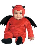 Little Devil Toddler Costume