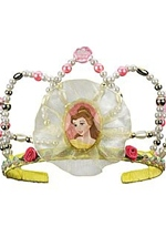 Belle Beauty Disney Princess Girl Tiara