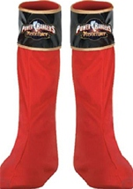 Power Ranger Boys Boot Covers