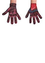 Red Ranger Boys Gloves
