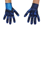 Blue Power Ranger Boys Gloves
