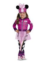 Minnie Girls Mickey Roadster Racers Costume