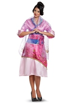 Mulan Disney Princess Woman Costume