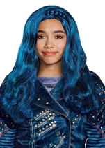 Evie Descendants Girls Wig