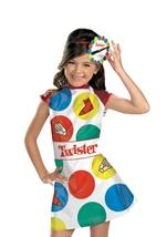 Twister The Game Tween Halloween Costume