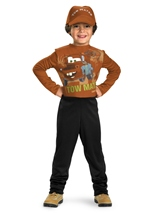 Tow Mater Boys Costume