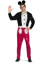 Disney Mickey Mouse Adult Men Costume