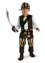 Boys Rogue Pirate Kids Halloween Costume