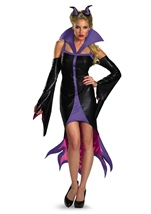 Disney Villian Maleficient Woman Costume