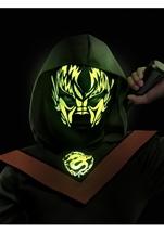 Kids Neon Ninja Glow In The Dark Costume
