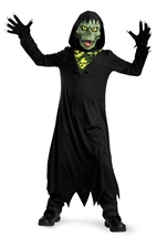 Boys Grim Reaper Glow In The Dark Costume
