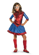 Crawler Little Spider Girl Costume
