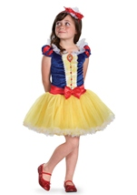 Snow White Tutu Prestige Disney Princess Girls Costume