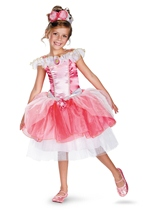 Aurora Disney Princess Girls Costume