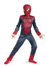 Boys The Amazing Spider Man Costume