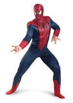 The Amazing Spider Man Movie Costume Men