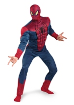 The Amazing Spider Man  Movie Muscle Adult Costume
