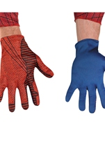 Spider Movie Gloves Men