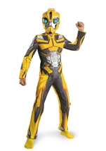 Animated Bumblebee Classic Boys Costume