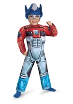 Optimus Prime Rescue Bot Boys Costume