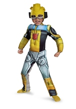 Bumblebee Rescue Bot Toddler Boys Costume